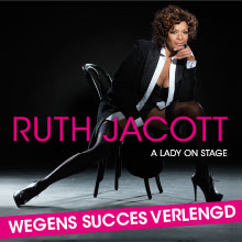 Ruth Jacott - A Lady On Stage